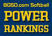 Softball Power Rankings